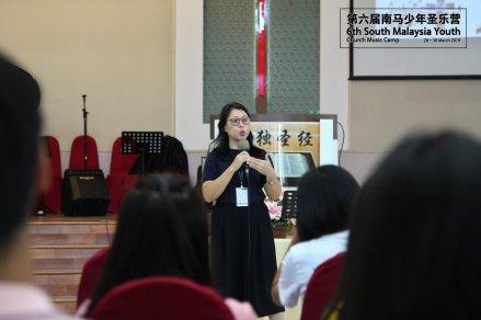 马来西亚 第六届南马少年圣乐营 6th South Malaysia Youth Church Music Camp B01-001