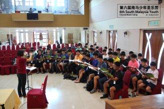 马来西亚 第六届南马少年圣乐营 6th South Malaysia Youth Church Music Camp B01-015