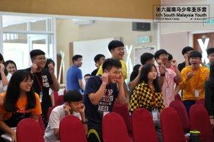 马来西亚 第六届南马少年圣乐营 6th South Malaysia Youth Church Music Camp B01-021
