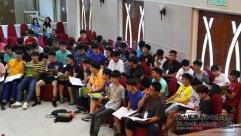 马来西亚 第六届南马少年圣乐营 6th South Malaysia Youth Church Music Camp B01-036