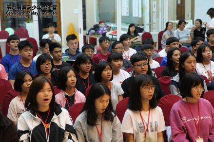 马来西亚 第六届南马少年圣乐营 6th South Malaysia Youth Church Music Camp B02-019