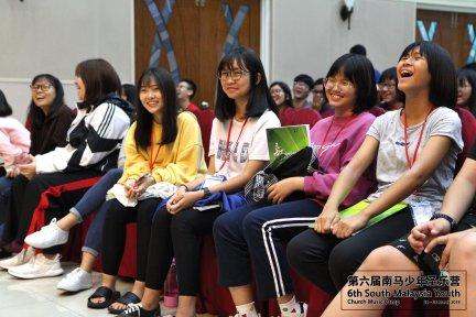 马来西亚 第六届南马少年圣乐营 6th South Malaysia Youth Church Music Camp B03-018
