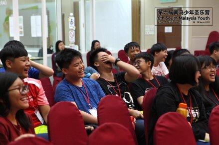 马来西亚 第六届南马少年圣乐营 6th South Malaysia Youth Church Music Camp B03-040