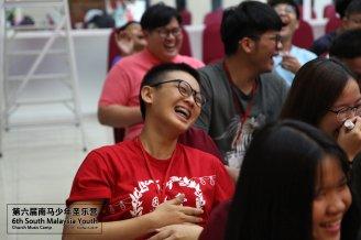 马来西亚 第六届南马少年圣乐营 6th South Malaysia Youth Church Music Camp B03-042