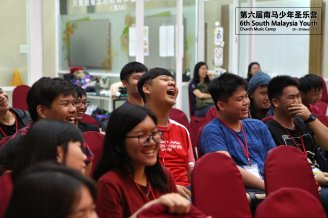 马来西亚 第六届南马少年圣乐营 6th South Malaysia Youth Church Music Camp B03-046