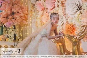 Malaysia Kuala Lumpur Wedding Event Kiong Art Wedding Deco Decoration One-stop Wedding Planning of Kent and Hann Wedding at Huang Cheng Banquet Muar A10-A01-08