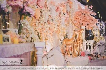 Malaysia Kuala Lumpur Wedding Event Kiong Art Wedding Deco Decoration One-stop Wedding Planning of Kent and Hann Wedding at Huang Cheng Banquet Muar A10-A01-41