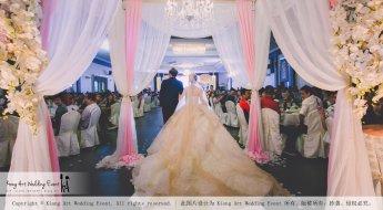 Malaysia Kuala Lumpur Wedding Event Kiong Art Wedding Deco Decoration One-stop Wedding Planning of Kent and Hann Wedding at Huang Cheng Banquet Muar A10-A01-49