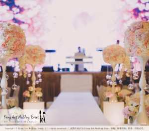 Malaysia Kuala Lumpur Wedding Event Kiong Art Wedding Deco Decoration One-stop Wedding Planning of Kent and Hann Wedding at Huang Cheng Banquet Muar A10-A01-61