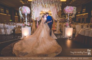 Malaysia Kuala Lumpur Wedding Event Kiong Art Wedding Deco Decoration One-stop Wedding Planning of Kent and Hann Wedding at Huang Cheng Banquet Muar A10-A01-69