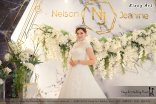 Malaysia Kuala Lumpur Wedding Event Kiong Art Wedding Deco Decoration One-stop Wedding Planning of Nelson and Jeanine Wedding 陈永馨 中国好声音 A11-A01-03
