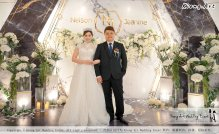 Malaysia Kuala Lumpur Wedding Event Kiong Art Wedding Deco Decoration One-stop Wedding Planning of Nelson and Jeanine Wedding 陈永馨 中国好声音 A11-A01-08