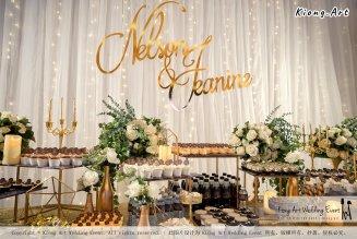 Malaysia Kuala Lumpur Wedding Event Kiong Art Wedding Deco Decoration One-stop Wedding Planning of Nelson and Jeanine Wedding 陈永馨 中国好声音 A11-A01-18