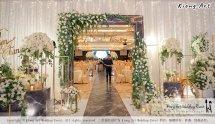 Malaysia Kuala Lumpur Wedding Event Kiong Art Wedding Deco Decoration One-stop Wedding Planning of Nelson and Jeanine Wedding 陈永馨 中国好声音 A11-A01-24