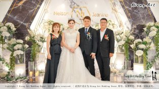 Malaysia Kuala Lumpur Wedding Event Kiong Art Wedding Deco Decoration One-stop Wedding Planning of Nelson and Jeanine Wedding 陈永馨 中国好声音 A11-A01-32