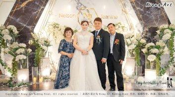 Malaysia Kuala Lumpur Wedding Event Kiong Art Wedding Deco Decoration One-stop Wedding Planning of Nelson and Jeanine Wedding 陈永馨 中国好声音 A11-A02-01