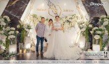 Malaysia Kuala Lumpur Wedding Event Kiong Art Wedding Deco Decoration One-stop Wedding Planning of Nelson and Jeanine Wedding 陈永馨 中国好声音 A11-A02-03