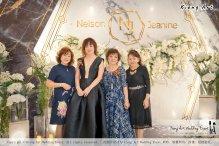 Malaysia Kuala Lumpur Wedding Event Kiong Art Wedding Deco Decoration One-stop Wedding Planning of Nelson and Jeanine Wedding 陈永馨 中国好声音 A11-A02-04