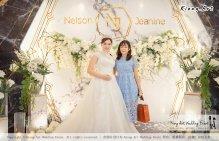 Malaysia Kuala Lumpur Wedding Event Kiong Art Wedding Deco Decoration One-stop Wedding Planning of Nelson and Jeanine Wedding 陈永馨 中国好声音 A11-A02-08