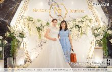 Malaysia Kuala Lumpur Wedding Event Kiong Art Wedding Deco Decoration One-stop Wedding Planning of Nelson and Jeanine Wedding 陈永馨 中国好声音 A11-A02-08