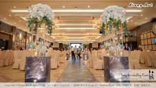 Malaysia Kuala Lumpur Wedding Event Kiong Art Wedding Deco Decoration One-stop Wedding Planning of Nelson and Jeanine Wedding 陈永馨 中国好声音 A11-A02-09