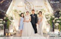 Malaysia Kuala Lumpur Wedding Event Kiong Art Wedding Deco Decoration One-stop Wedding Planning of Nelson and Jeanine Wedding 陈永馨 中国好声音 A11-A02-12