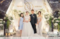 Malaysia Kuala Lumpur Wedding Event Kiong Art Wedding Deco Decoration One-stop Wedding Planning of Nelson and Jeanine Wedding 陈永馨 中国好声音 A11-A02-12