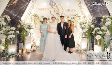 Malaysia Kuala Lumpur Wedding Event Kiong Art Wedding Deco Decoration One-stop Wedding Planning of Nelson and Jeanine Wedding 陈永馨 中国好声音 A11-A02-16