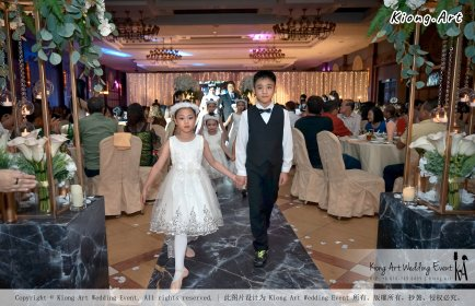 Malaysia Kuala Lumpur Wedding Event Kiong Art Wedding Deco Decoration One-stop Wedding Planning of Nelson and Jeanine Wedding 陈永馨 中国好声音 A11-A03-08