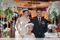 Malaysia Kuala Lumpur Wedding Event Kiong Art Wedding Deco Decoration One-stop Wedding Planning of Nelson and Jeanine Wedding 陈永馨 中国好声音 A11-A03-12