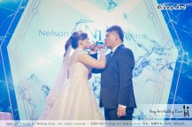 Malaysia Kuala Lumpur Wedding Event Kiong Art Wedding Deco Decoration One-stop Wedding Planning of Nelson and Jeanine Wedding 陈永馨 中国好声音 A11-A03-18