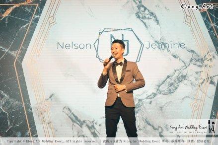 Malaysia Kuala Lumpur Wedding Event Kiong Art Wedding Deco Decoration One-stop Wedding Planning of Nelson and Jeanine Wedding 陈永馨 中国好声音 A11-A03-19