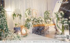 Malaysia Kuala Lumpur Wedding Event Kiong Art Wedding Deco Decoration One-stop Wedding Planning of Nelson and Jeanine Wedding 陈永馨 中国好声音 A11-A04-07