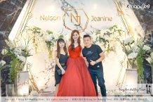 Malaysia Kuala Lumpur Wedding Event Kiong Art Wedding Deco Decoration One-stop Wedding Planning of Nelson and Jeanine Wedding 陈永馨 中国好声音 A11-A04-28