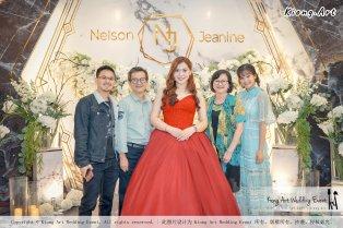 Malaysia Kuala Lumpur Wedding Event Kiong Art Wedding Deco Decoration One-stop Wedding Planning of Nelson and Jeanine Wedding 陈永馨 中国好声音 A11-A05-11