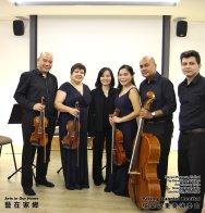 String Quartet Recital Arts in Our Home Batu Pahat Johor Malaysia 弦乐四重奏演奏会 艺在家乡 峇株巴辖 柔佛 马来西亚 A016