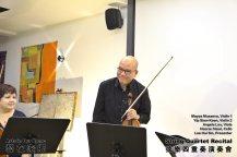 String Quartet Recital Arts in Our Home Batu Pahat Johor Malaysia 弦乐四重奏演奏会 艺在家乡 峇株巴辖 柔佛 马来西亚 A003