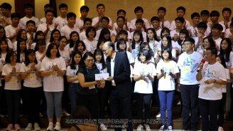 音为你 马来西亚 南马 少儿迷你音乐会 2019 儿童音乐营 马来西亚 第六届 南马少年圣乐营 6th South Malaysia Youth Church Music Camp B01-024