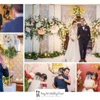 Happiness Garden Wedding Theme @ 23 Feb 2019 | Wedding Theme