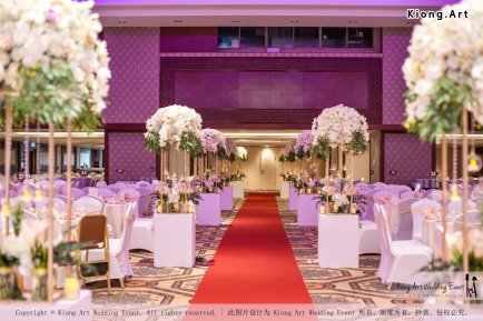 Malaysia Kuala Lumpur Wedding Decoration Kiong Art Wedding Deco One-stop Wedding Planning Selangor of Zhe and Ying Wedding at Hotel Equatorial Melaka A12-C01-02