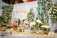 Malaysia Kuala Lumpur Wedding Decoration Kiong Art Wedding Deco One-stop Wedding Planning Selangor of Zhe and Ying Wedding at Hotel Equatorial Melaka A12-D01-01