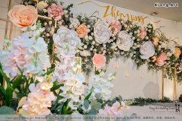 Malaysia Kuala Lumpur Wedding Decoration Kiong Art Wedding Deco One-stop Wedding Planning Selangor of Zhe and Ying Wedding at Hotel Equatorial Melaka A12-E01-10