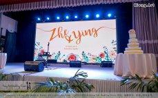 Malaysia Kuala Lumpur Wedding Decoration Kiong Art Wedding Deco One-stop Wedding Planning Selangor of Zhe and Ying Wedding at Hotel Equatorial Melaka A12-E01-19