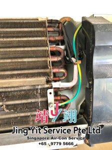 Singapore AirCon Service Air Conditioning Cleaning Repairing and Installation Air-con Gas Refill Aircon Chemical Wash Singapore Jing Yit Service Pte Ltd A02-03