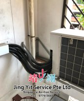 Singapore AirCon Service Air Conditioning Cleaning Repairing and Installation Air-con Gas Refill Aircon Chemical Wash Singapore Jing Yit Service Pte Ltd A02-05
