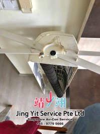 Singapore AirCon Service Air Conditioning Cleaning Repairing and Installation Air-con Gas Refill Aircon Chemical Wash Singapore Jing Yit Service Pte Ltd A02-08