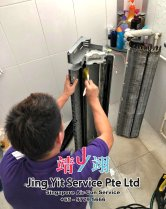 Singapore AirCon Service Air Conditioning Cleaning Repairing and Installation Air-con Gas Refill Aircon Chemical Wash Singapore Jing Yit Service Pte Ltd A02-25