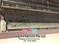Singapore AirCon Service Air Conditioning Cleaning Repairing and Installation Air-con Gas Refill Aircon Chemical Wash Singapore Jing Yit Service Pte Ltd A03-03
