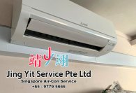 Singapore AirCon Service Air Conditioning Cleaning Repairing and Installation Air-con Gas Refill Aircon Chemical Wash Singapore Jing Yit Service Pte Ltd A03-05