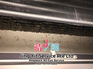 Singapore AirCon Service Air Conditioning Cleaning Repairing and Installation Air-con Gas Refill Aircon Chemical Wash Singapore Jing Yit Service Pte Ltd A03-09